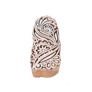 Finest Indian Sheesham Wood Soap Stamps