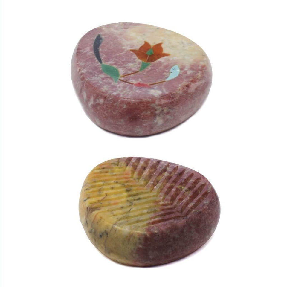 Pedicure Foot Cleaning Scrubber Stone For Bathing | Set of 5