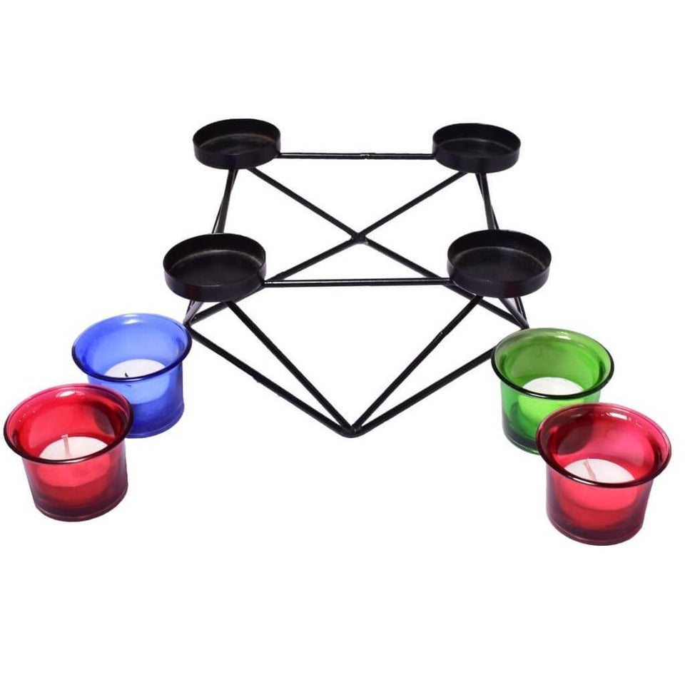 Designer Votive Tealight Candle Holder