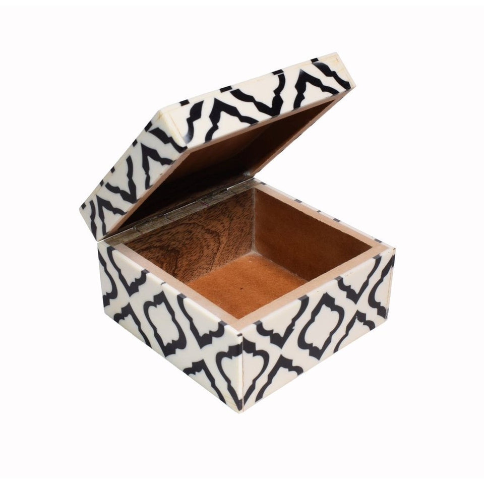 Colorful Wood Bangle Box for Wedding Gift