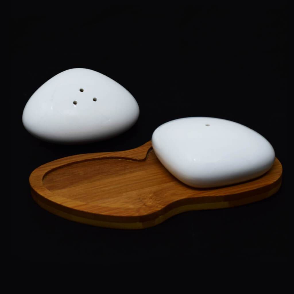 New Designed Ceramic Salt & Pepper Shaker
