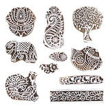 Handicraft Wooden Stamps for Card Making