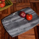 Marble Stone Chopping Cutiing Board | Grey