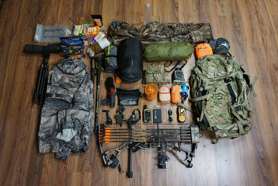 2016 Gear List: Billy Kennington