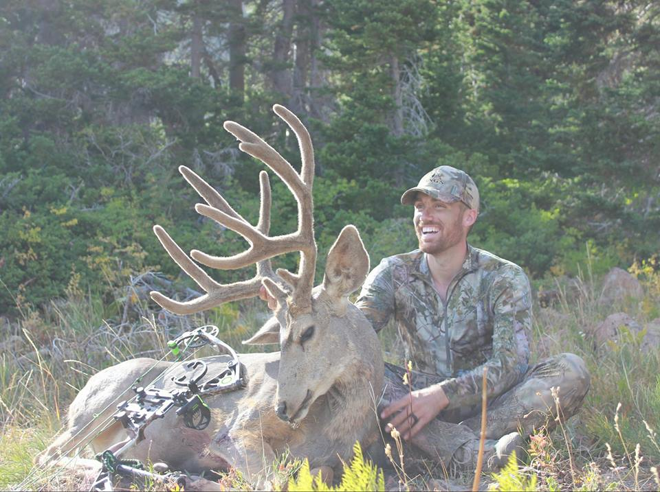 Podcast - Justin Finch - Mule Deer Hunting, Filming Hunts, Persistence Pays!