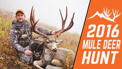 Wyoming Mule Deer Hunt Video - Youtube
