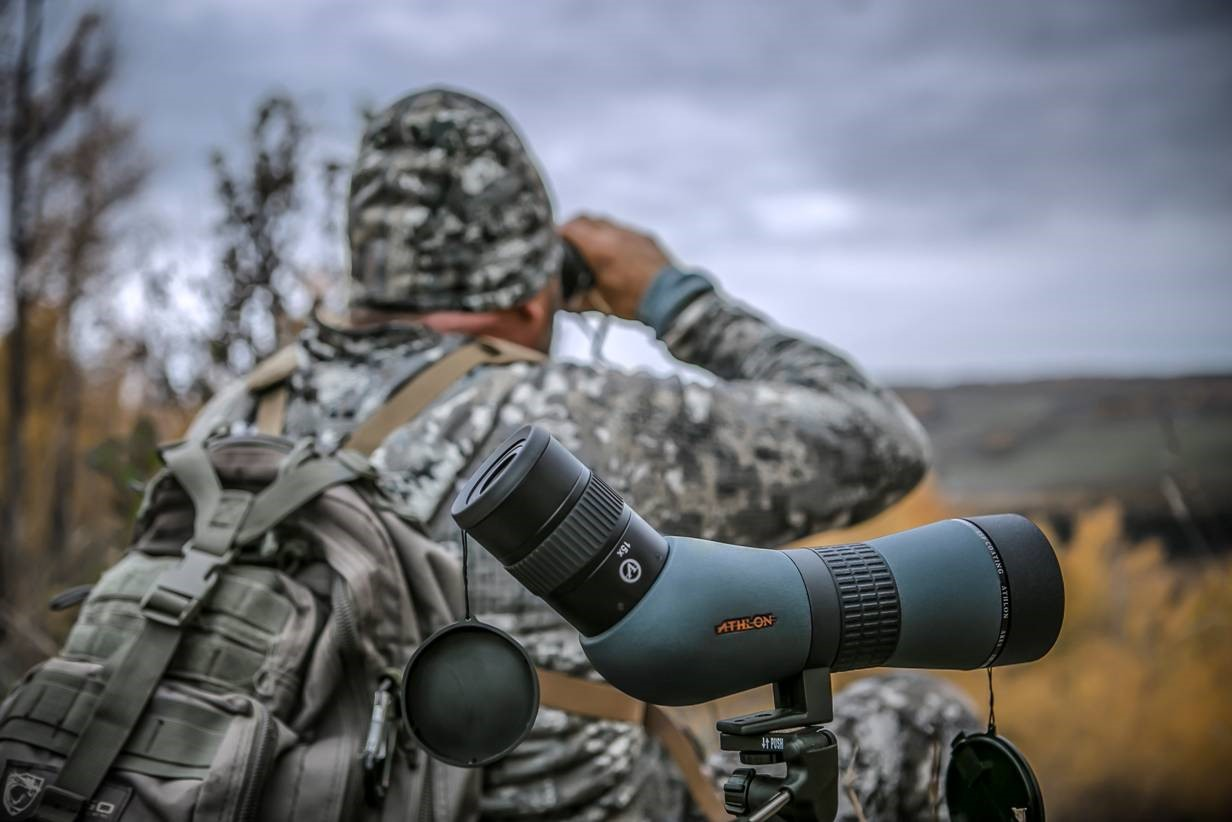 Athlon Ares 15-45x65mm ED Spotting Scope Review