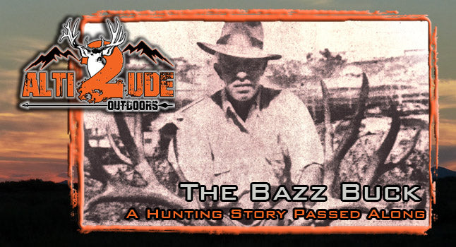 "The ""Bazz"" Buck - Baggs Wyoming"