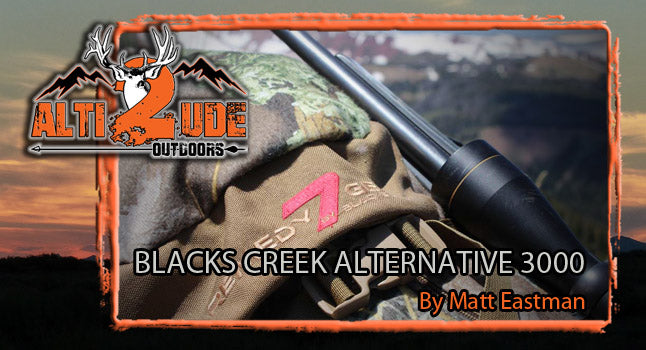 Blacks Creek - Remedy 7 Alternative 3000 Review - By Matt Eastman