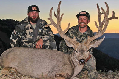 Podcast - Braxton Hamilton and Storie Ratcliff Talk Mountain Mule Deer
