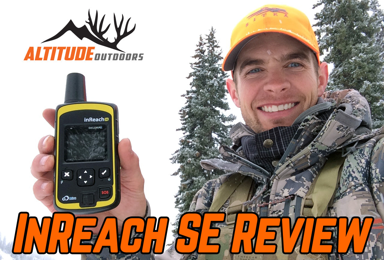 Delorme inReach Backcountry Review