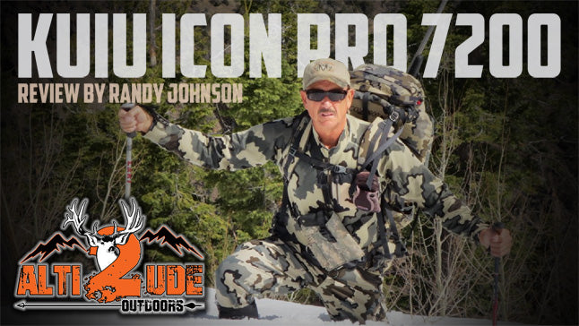 Kuiu Icon Pro 7200 - by Randy Johnson