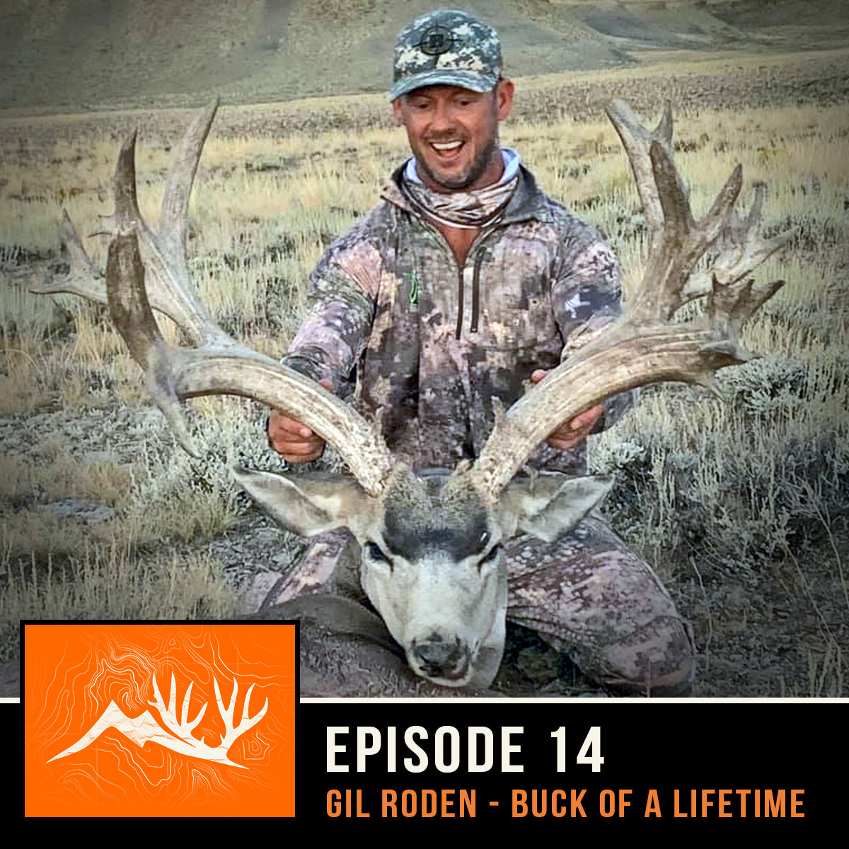 Gil Roden's Buck of  Lifetime