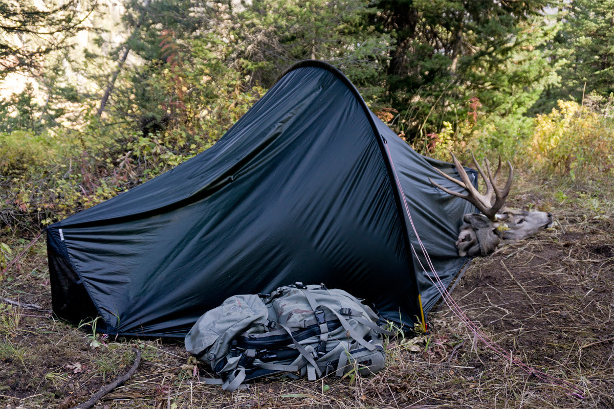 Bombproof & Lightweight - Mountain Hunting Tents from Hilleberg.