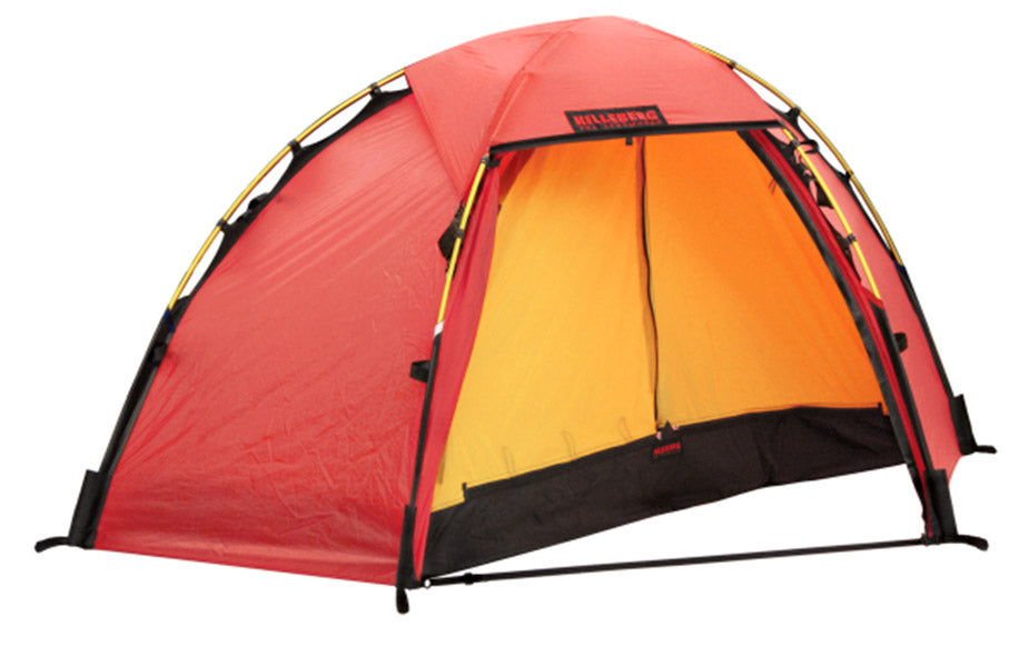 HILLEBERG SOULO Tent Review - By Randy Johnson