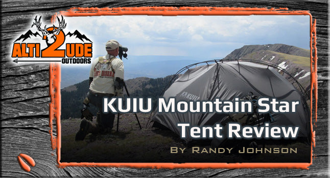 KUIU Mountain Star Tent Review