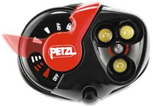 Petzl E+lite Review - by Randy Johnson