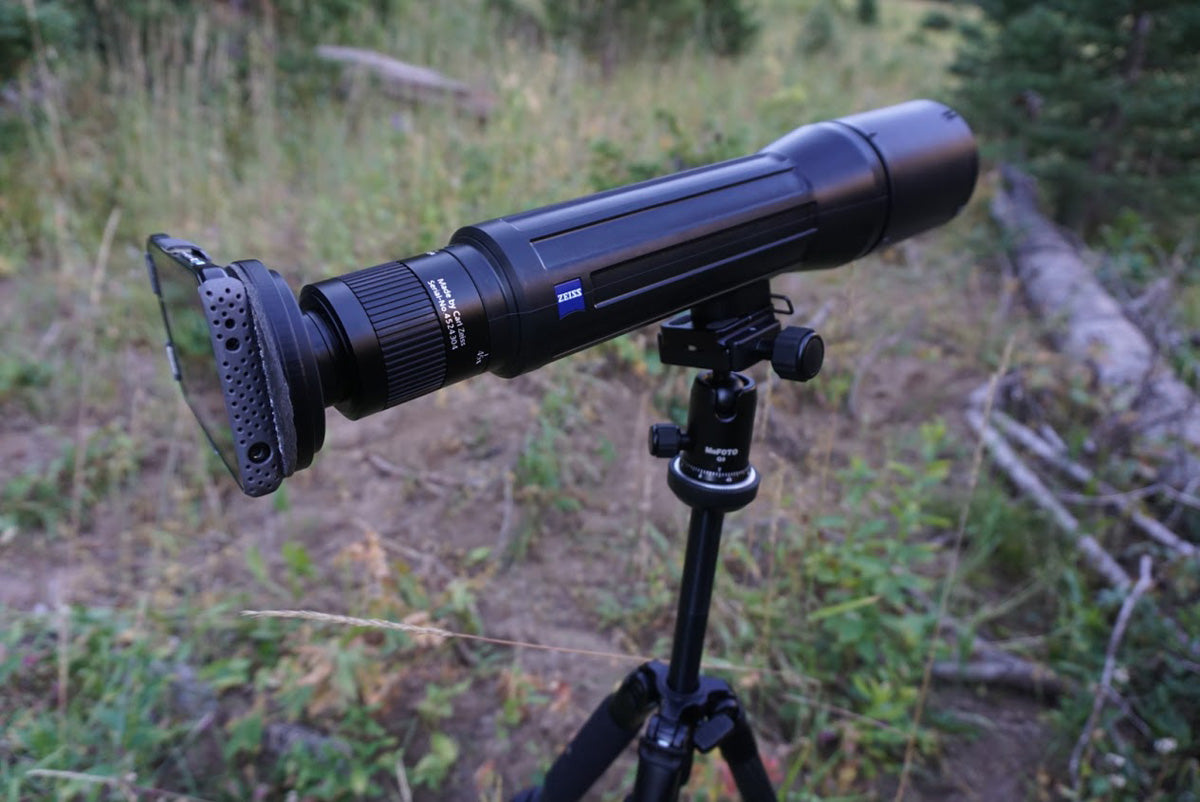 Lightweight Backcountry Spotting Scopes
