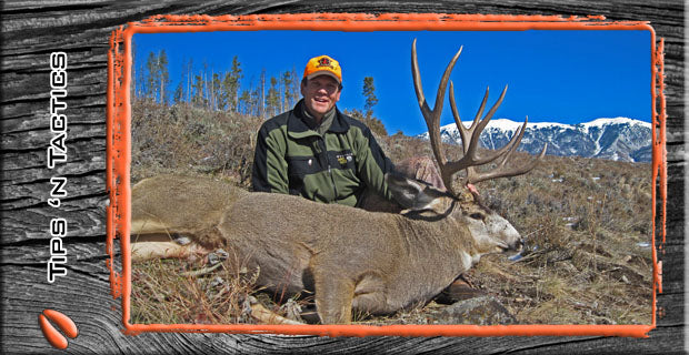 B&C MULE DEER BUCKS - WHERE ARE THEY COMING FROM NOW? by Mike Duplan