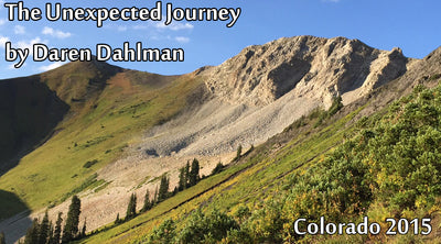 The Unexpected Journey by Daren Dahlman