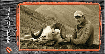 A CLASSIC DALL SHEEP HUNT by Mike Duplan