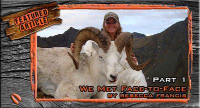 WE MET FACE-TO-FACE By Rebecca Francis (Part 1 of 3)