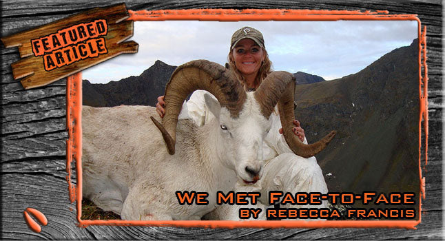 WE MET FACE-TO-FACE By Rebecca Francis (Part 2 of 3)