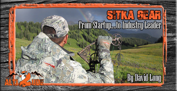 Sitka Gear: From Startup to Industry Leader