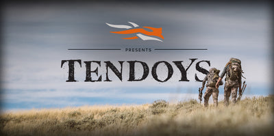 Tendoys Film from Sitka Gear
