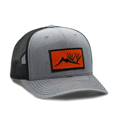 The Greys Orange Patch Hat