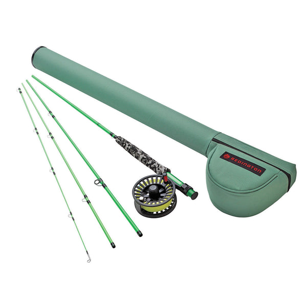 Redington Youth Minnow Fly Rod Combo