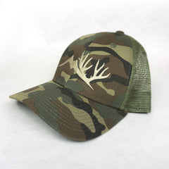 Woodland Trucker Hat