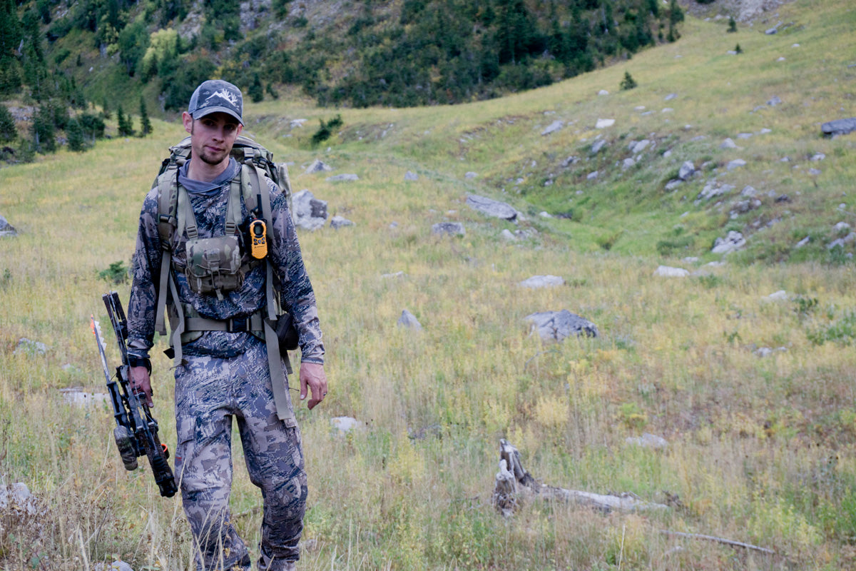 Billy Kennington sitka gear Mule Deer Hunt