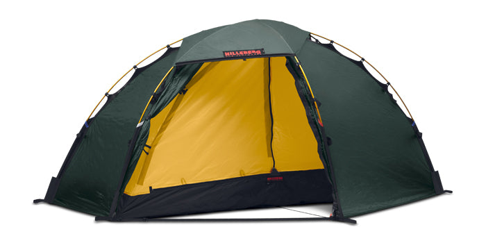 Hilleberg Soulo Backcountry Hunting Tent