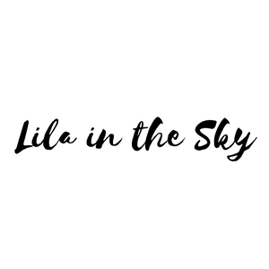 Lila in the sky