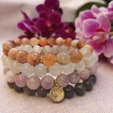 Amplify Mala Bracelet Stackables