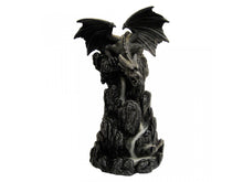 Load image into Gallery viewer, Dragon Incense Tower 20cm