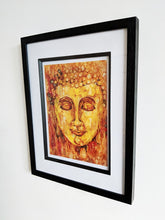 Load image into Gallery viewer, Signed Buddha Artwork