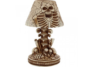 Skeleton Lamp