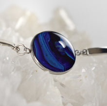 Load image into Gallery viewer, Blue Bracelet with Lapis Lazuli