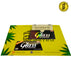 Clear Glass Rolling Paper - 40 Sheets