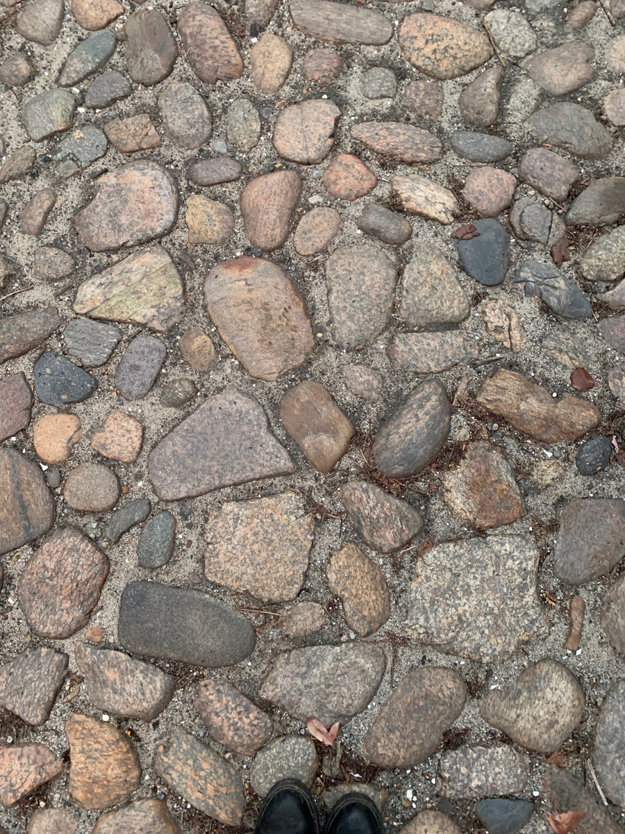 Cobblestone Brick Nantucket