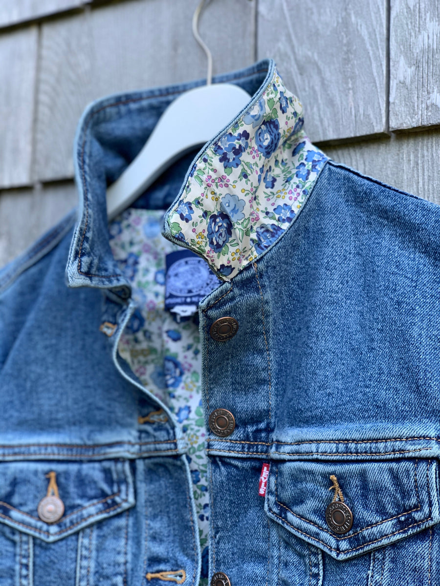 Vanessa's Jean Jacket - Denim