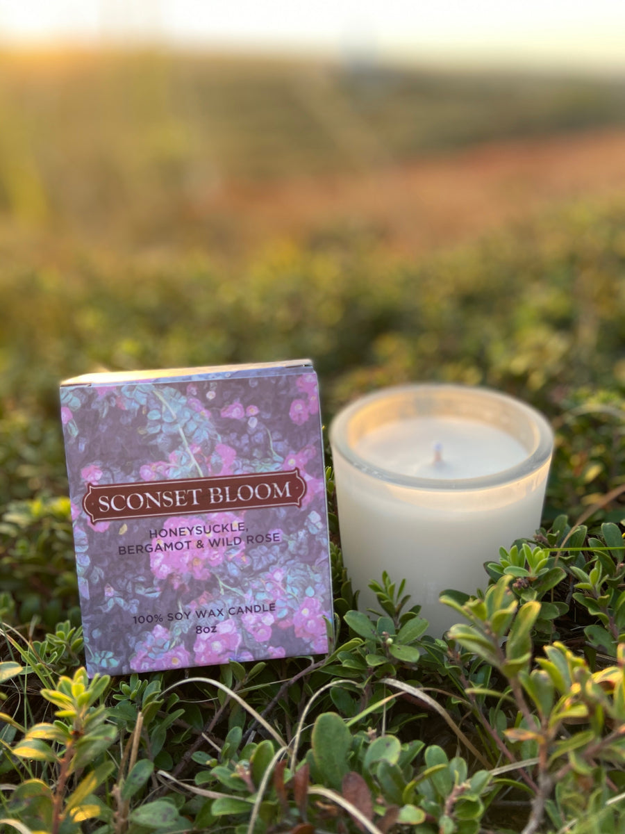 Sconset Bloom Candle