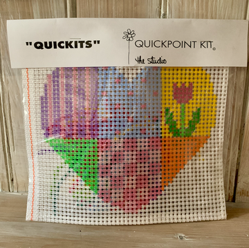 Heart Quick Kit 8 Inches