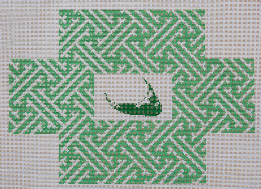 Green Brick Map Lattice