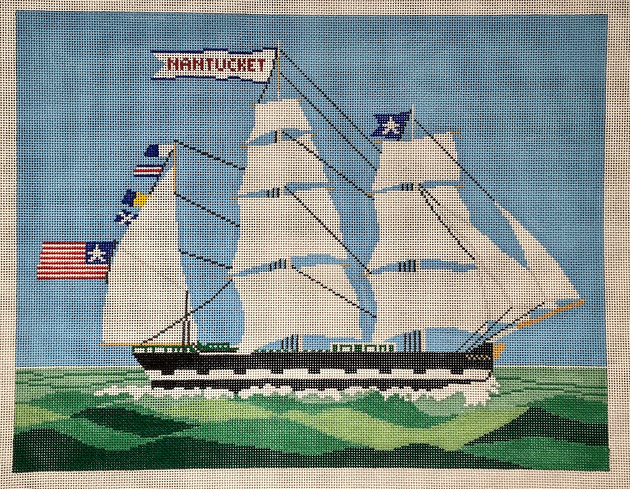 Nantucket Whaler
