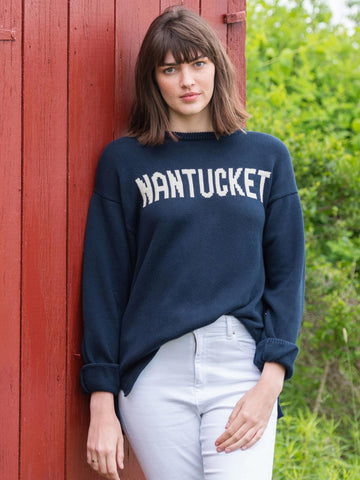 Nantucket Lightship Sweater
