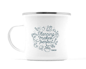 Planning Makes Perfect Camp Mug
