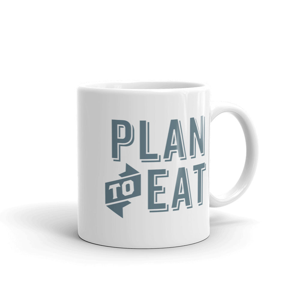 Plan to Eat Classic Mug